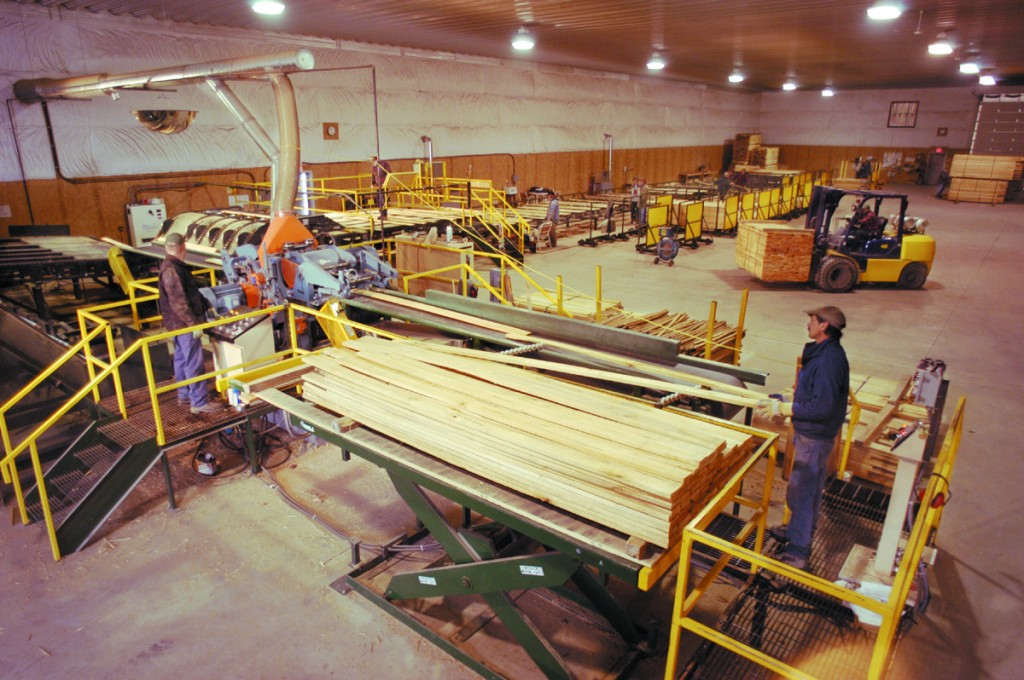 National Hardwood Lumber Association ~ Quality hardwoods